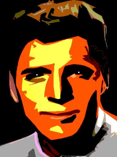 Burt Lancaster par markt
